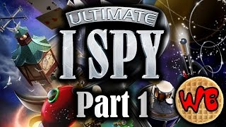 Ultimate I Spy - Part 1: Where the Hell?