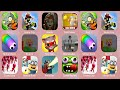 PvZ2,Skate City,Maidy,GoldMiner,SlitherDash,Branny,TomHero,StickmanJailbreak3,CrowdCity,MinionRush