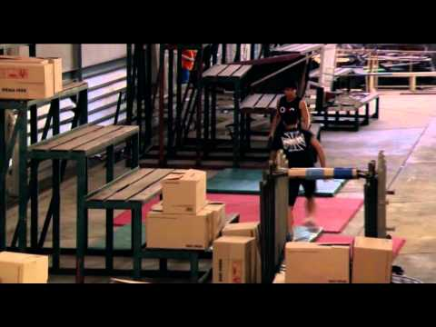 Martial Warrior ชิงฝันแอ็กชั่นสตาร์ - EP.3 (2/6) ตอน Final Audition และ Bootcamp [4 พ.ค.57] HD