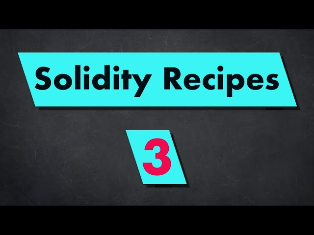 Delete an element from Solidity array in order / out of order