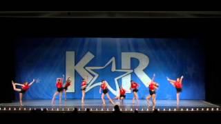 """Strut"" -  ALL RHYTHM DANCE ALLEY  (Texarkana, TX)"