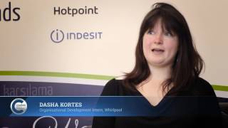 Cranfield MSc in Management Internship Project interview with Dasha Kortes at Whirlpool