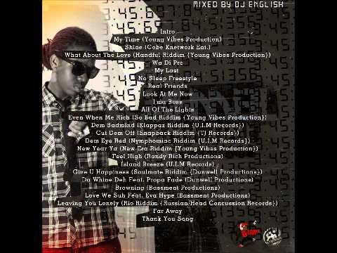 Jahmiel - My Time Mixtape (Full) Tracks 1-26 - Young Vibez - December 2011