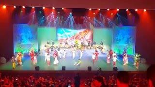 Danças Tradicionais Brasileiras - iflc - 14° Festival de Língua e Cultura