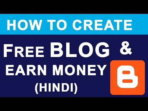 Create FREE BLOG & Earn Money Online | What is Blogger ? | F