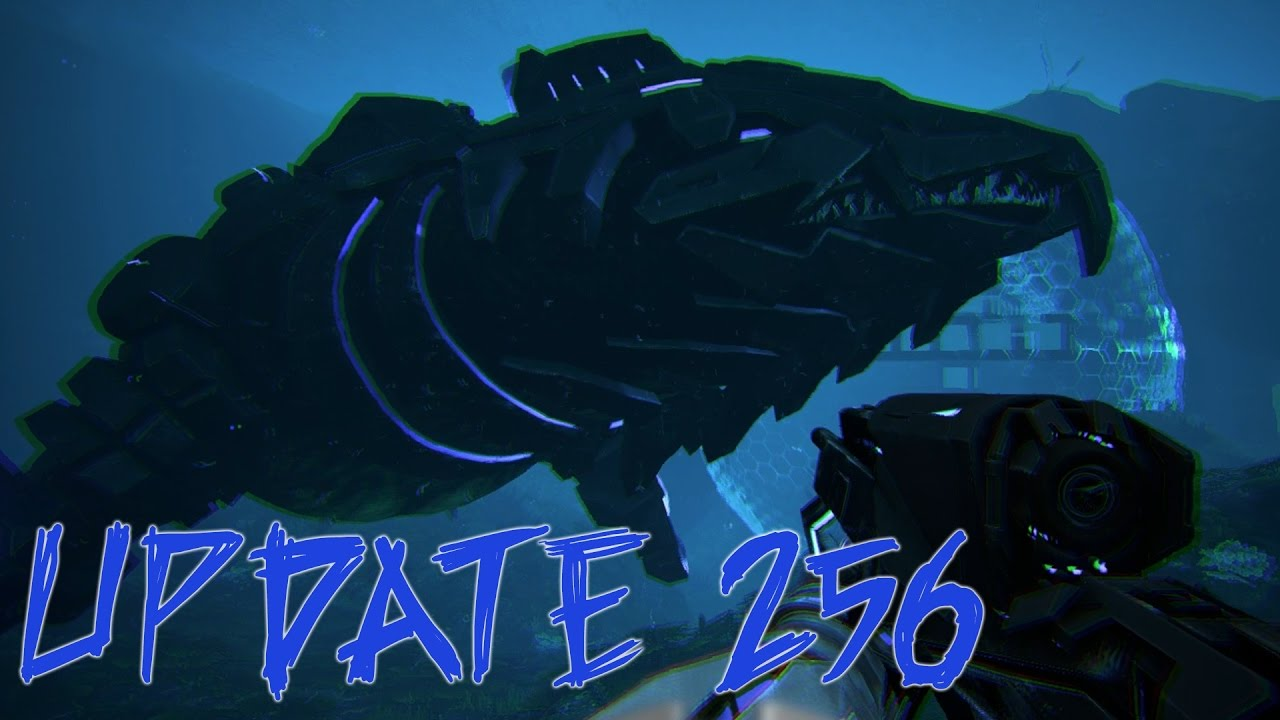 Ark Update 256 Unterwasser Basis Mosa Tek Rüstung Lets Play