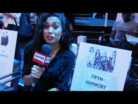 2017 MTV VMAs Seating Chart - Fifth Harmony, Ed Sheeran & MORE!