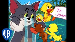 Tom & Jerry | Little Trouble, Little Quacker! | Classic Cartoon Compilation | WB Kids