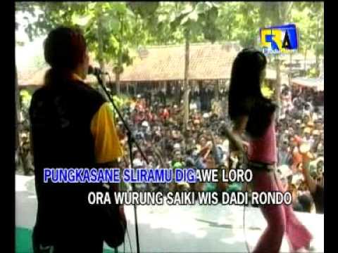 sido rondo vivi rosalita palada rock dangdut