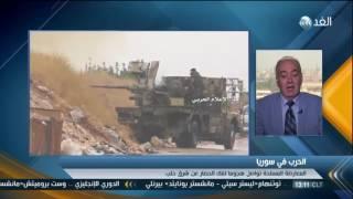 معارض سوري: سنحقق نتائج إيجابية في معارك حلب بعد إمدادنا بالسلاح