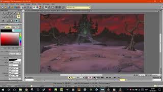Tutorial #4 TVpaint Animator 10 pro: Uso de la Camara HD    FireArturo