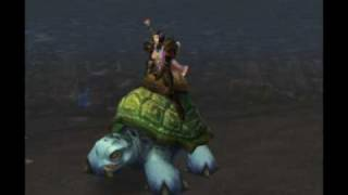 How to get the rare Sea Turtle mount on WOW