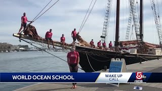Wake Up Call from World Ocean School