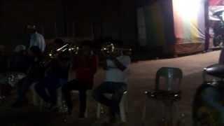 Zoogocho, Oaxaca.- La Banda Perla Yacochense en Nigromante, Veracruz