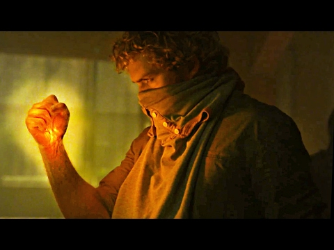 MARVEL'S IRON FIST New Official Trailer...