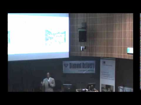 Chief Medical Officer of Liberia Speaks on Post-Ebola Liberia - Vancouver, BC, June 22, 2015