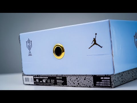 SAMPLE Air JORDAN Trophy Room SNEAKERS Worth OVER...