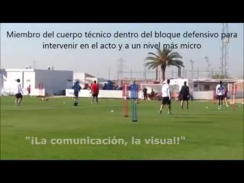 Unai Emery - Conceptos básicos defensivos