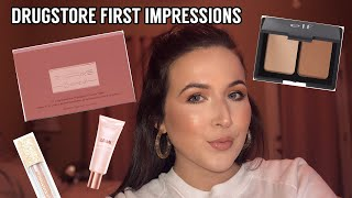 DRUGSTORE FIRST IMPRESSIONS | Hit or Miss?