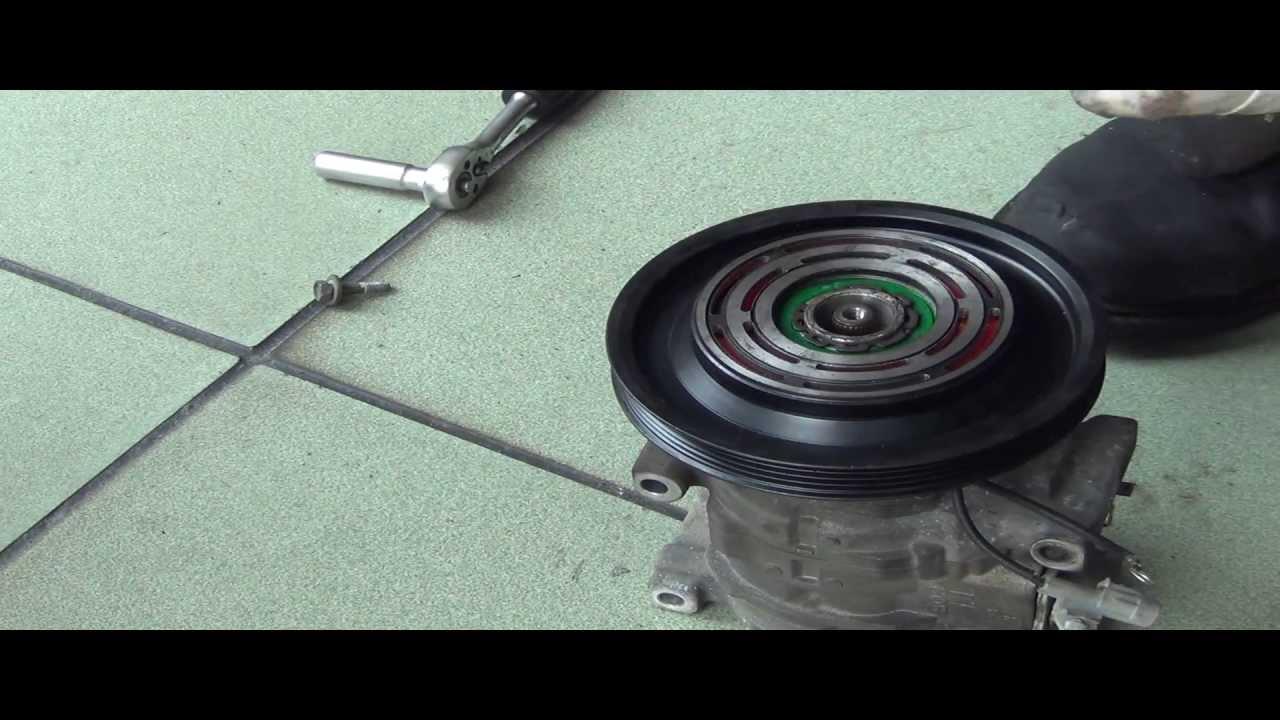 A C Compressor Repair And Drier Replacement Toyota Vios Kondensor Avanza Denso Youtube