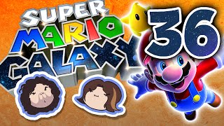 Super Mario Galaxy: Into the Abyss - PART 36 - Game Grumps