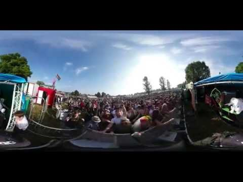 Strawberry Fair 360 video 2016 filmed by raver.tv pt 2