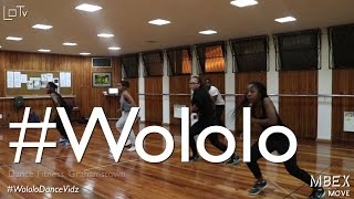 Mbex On The Move - Ep 5 | Wololo Dance Challenge | Dance Fitness Grahamstown