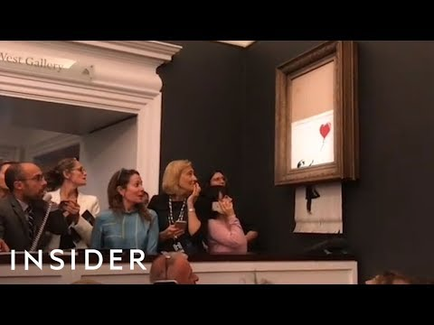 why-banksy's-'shredded-girl-with-balloon'-painting-may-now-be-worth-£2-million