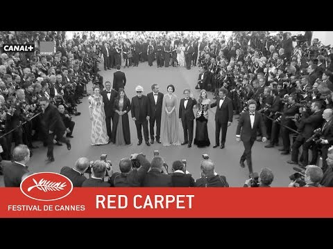 ISMAËL'S GHOSTS - Red Carpet - EV - Cannes 2017