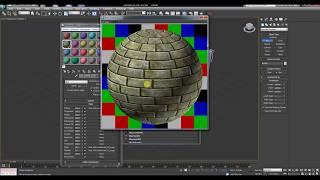 Как загрузить Vray материал в 3D Max