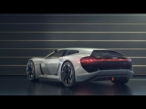 Audi présente l'Audi PB18 e-tron, une supercar 100% électrique - L'Usine Auto