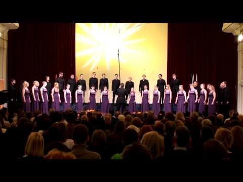 Z. Randall Strope: Conversion of Saul - Sofia Vocalensemble, Stockholm, Sweden; Dir.: Bengt Ollén
