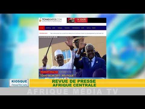 KIOSQUE AFRICAIN REVUE DE PRESSE GENERAL DU 02 01 2018