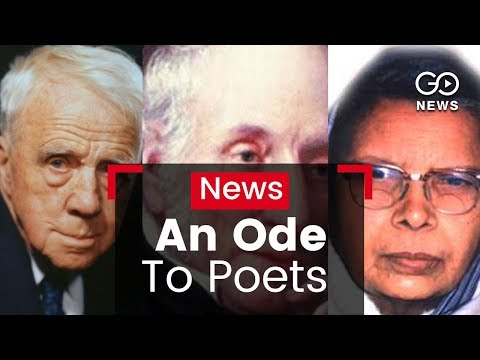 An Ode To Poets