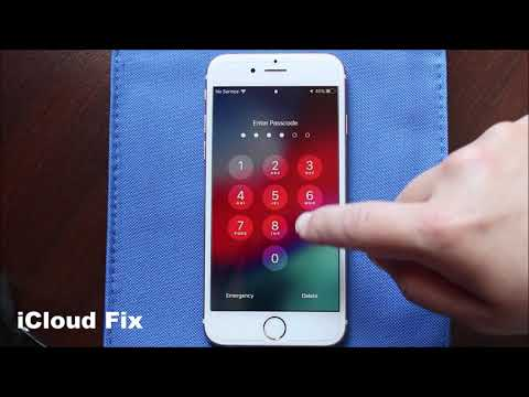 Repeat Unlock iCloud Activation Lock without Apple ID Find
