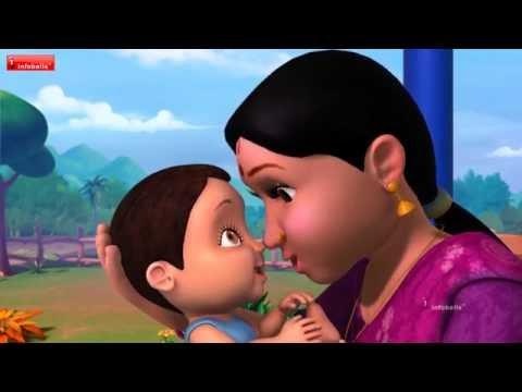 Jo Achyutananda | Baby Song in Kannada | Infobells