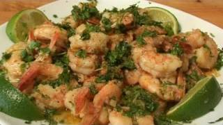How To Cook King Prawns With Garlic
