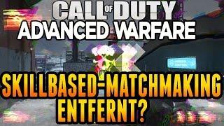 Advanced Warfare: Matchmaking & Connectivity Updates!