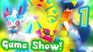 Minecraft Pixelmon GAME SHOW! - Episode 1 - Minecraft Pokemon Mod