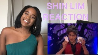 Shin Lim: Magician Bends Reality With Incredible Smoke Card Tricks - America's Got Talent 2018