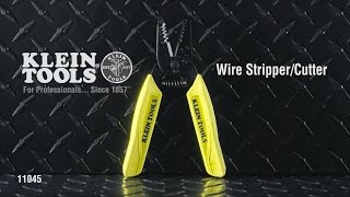 Wire Stripper/Cutter (10-18 AWG Solid)
