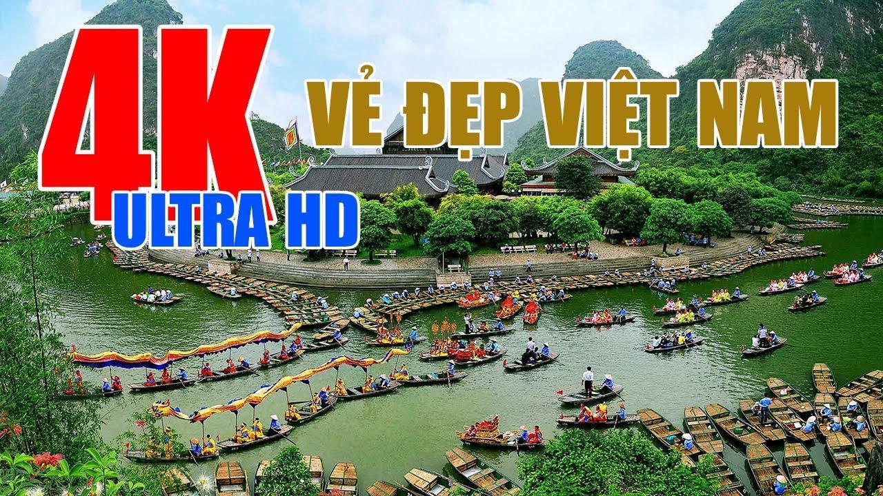 Ngắm nhìn vẻ đẹp tuyệt vời Việt Nam - Beautiful Vietnam với những bức ảnh 4K