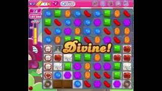 Candy Crush Saga - Level 1221 No boosters - 3 Stars✰✰✰
