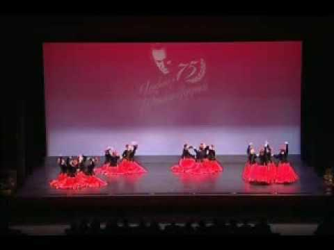 Vanoush Khanamerian Dance School - Kakach (Tulip) Par - Armenian Traditional Dance