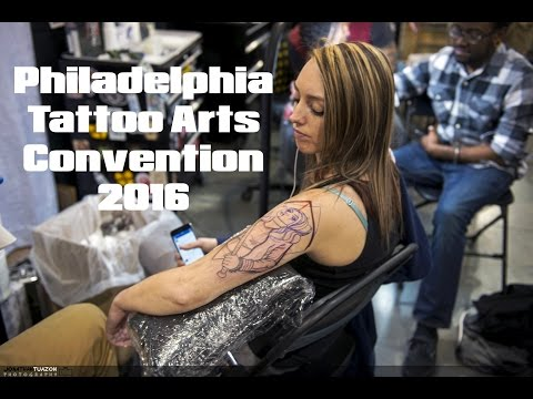 Philadelphia Tattoo Arts Convention 2016 // EpicJonTuazon