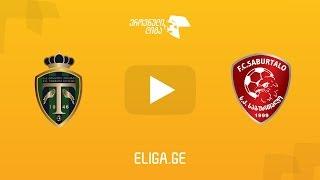 Torpedo Kutaisi vs Saburtalo full match