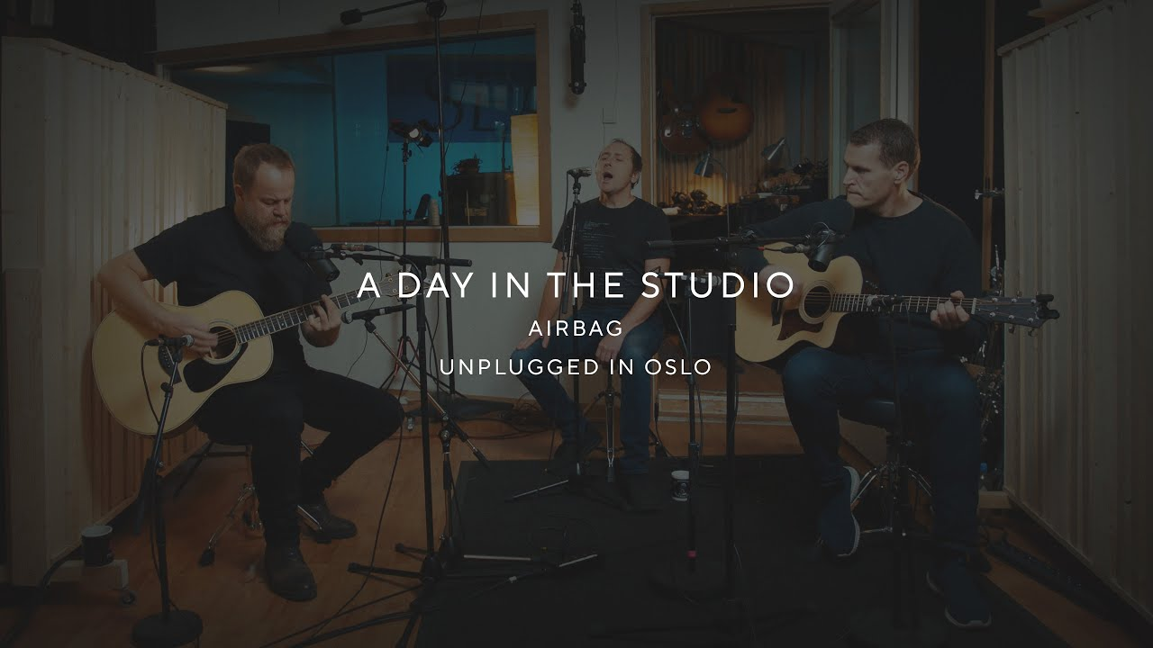 Download Airbag – A Day In The Studio, Unplugged In Oslo