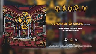 Satra B.E.N.Z. - Chupame La Chups feat. NANE (Audio)