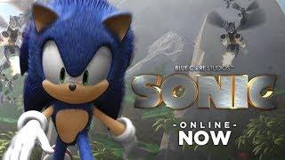 """Sonic"" live action Sonic the Hedgehog Fan Film by Blue Core Studios"