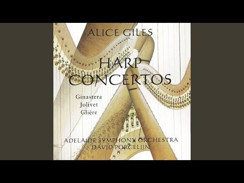 Ginastera: Concerto For Harp, Op. 25 - 3. Liberamente capriccioso - Vivace